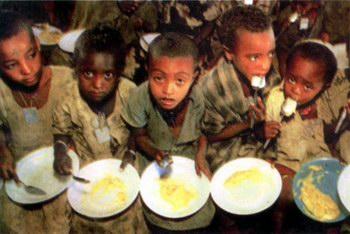 中国饥饿儿童图片