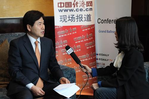 EDAILY社长金亨澈:消费者将主导电子金融发展方向