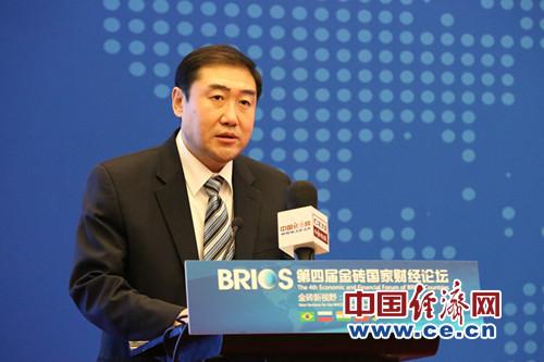 商务部国际司司长张少刚致辞